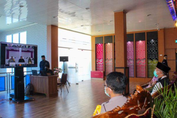 Bupati Ikut Rapat FKPD bersama Gubernur Sumsel
