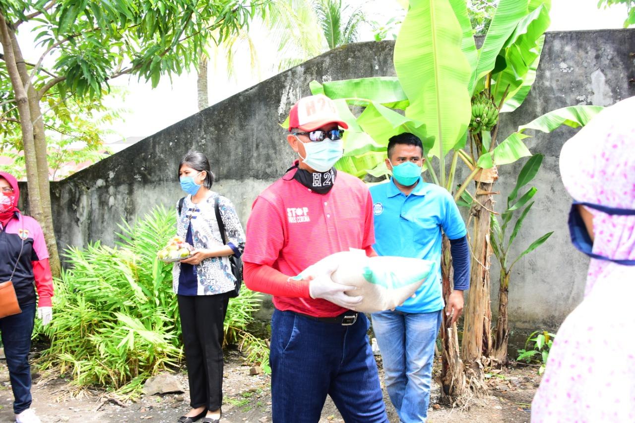 Perayaan HUT Mura ke- 77, Bupati Salurkan Bantuan Beras 60 Ton