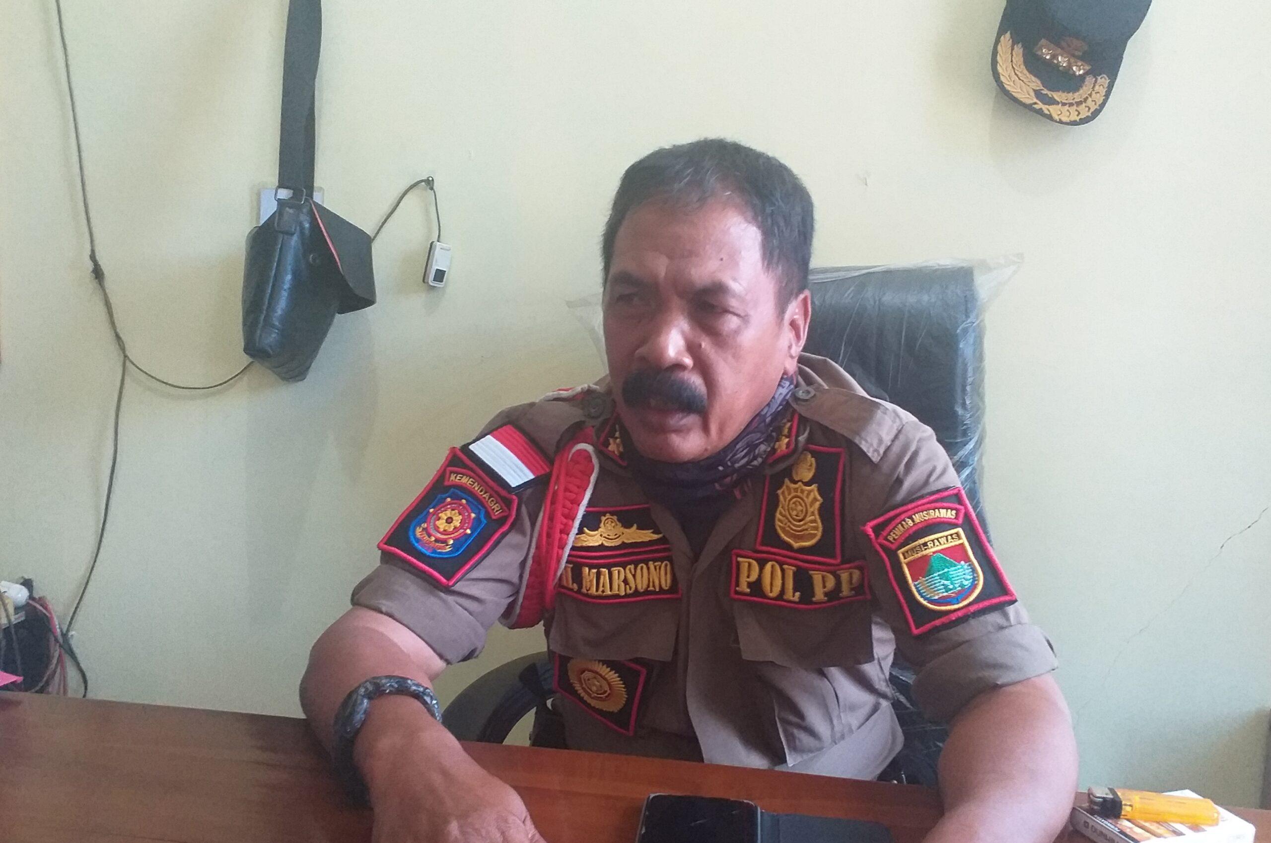 Arogansi Pada Wartawan, Kasat Pol PP Tarik Anggotanya dari DPRD Mura