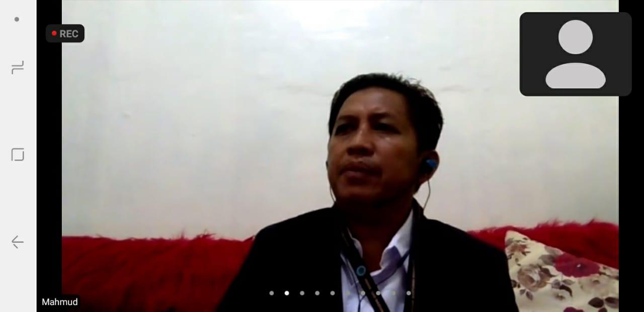 GANN Pilih Media Bersama Narasumber dalam Webinar HANI 2021